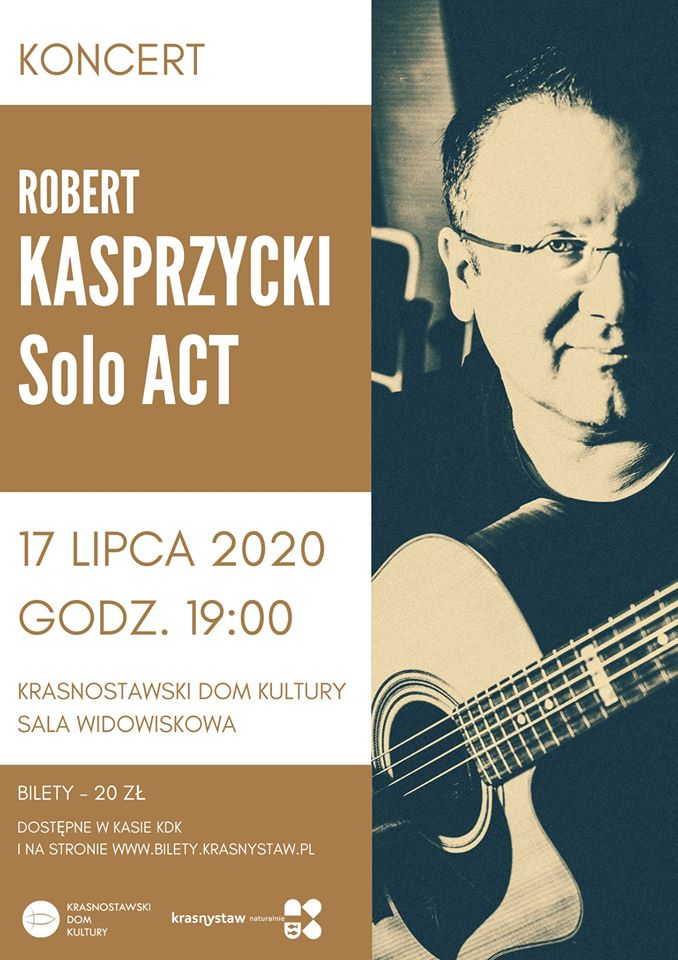 Robert Kasprzycki koncert Krasnystaw