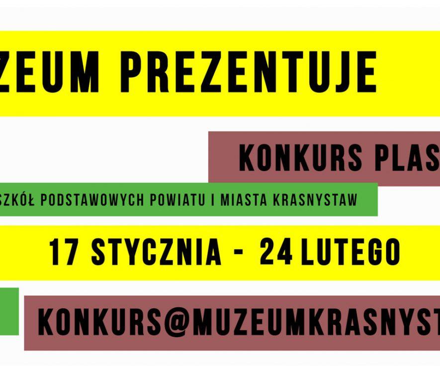 Konkurs Plastyczny Muzeum Krasnystaw