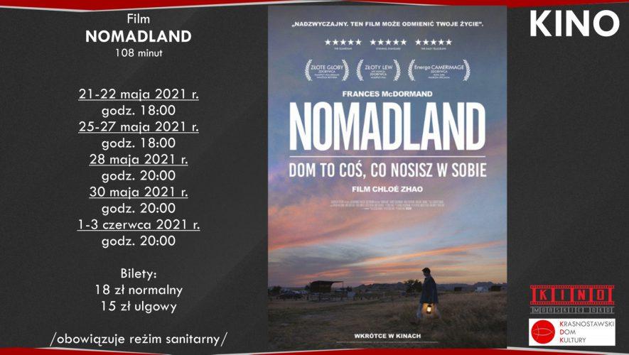 Nomadland | Morskie Oko Krasnystaw