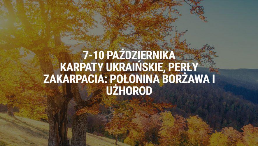 Karpaty Ukraińskich i Zakarpacie - Fotowarsztaty