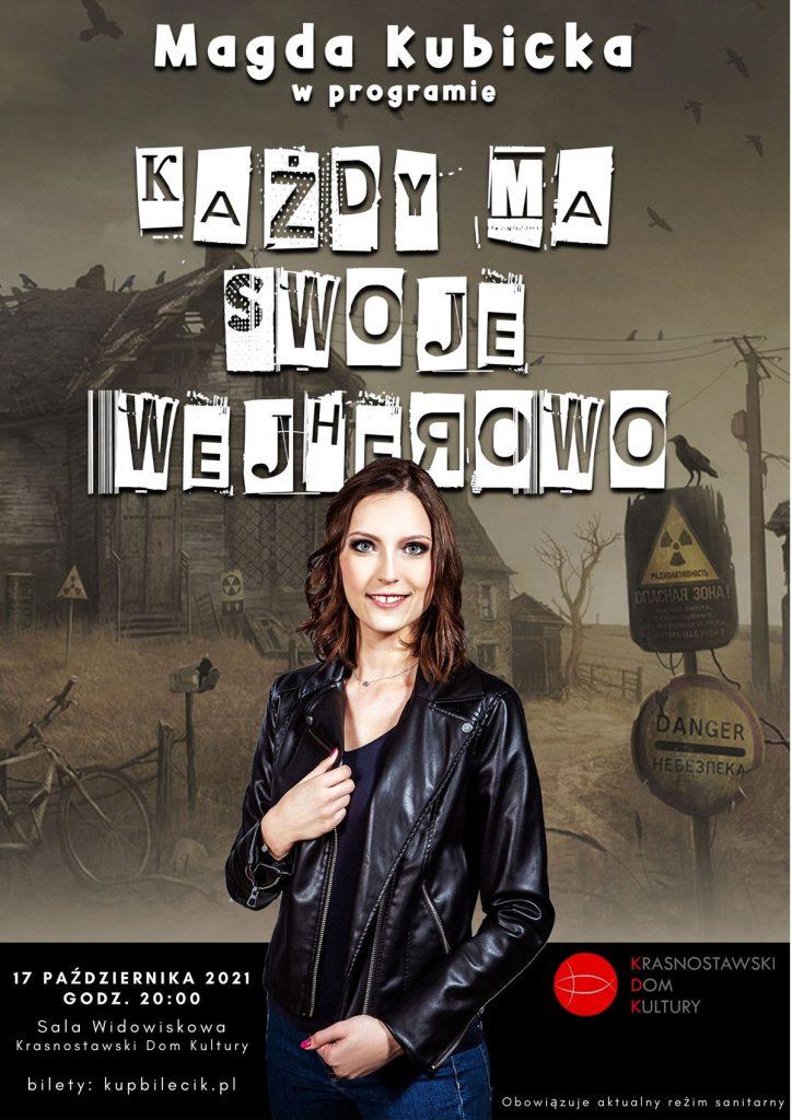 Magda Kubicka - Krasnystaw
